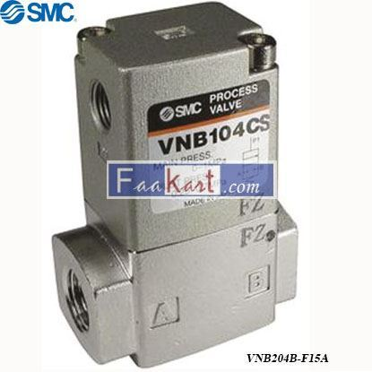 Picture of VNB204B-F15A  process Valve