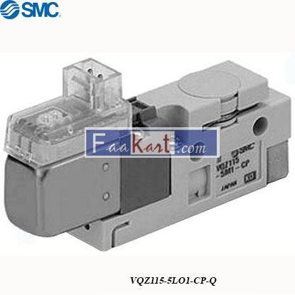 Picture of VQZ115-5LO1-CP-Q  Solenoid Valve