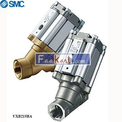 Picture of VXB215BA   Process Valve