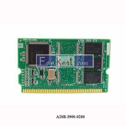 Picture of A20B-3900-0280 FANUC pcb circuit board