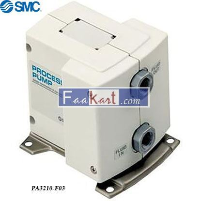 Picture of PA3210-F03  Process Diaphragm Pump