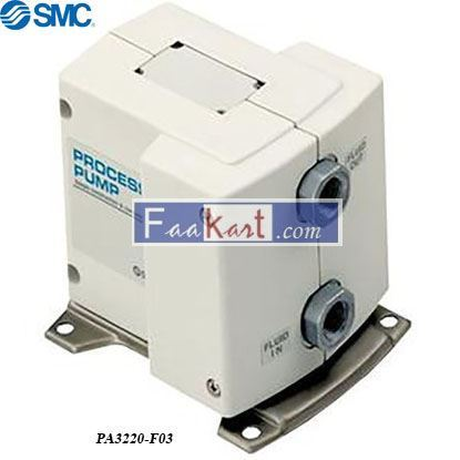 Picture of PA3220-F03  Process Diaphragm Pump