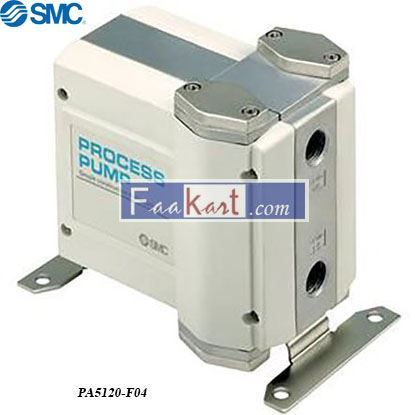 Picture of PA5120-F04  Process Diaphragm Pump