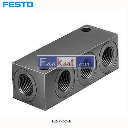 Picture of FR-4-1 2-B  FESTO distributor block