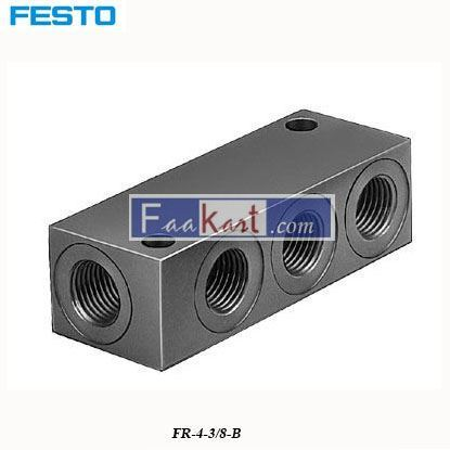 Picture of FR-4-3 8-BFESTO   distributor block