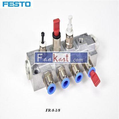 Picture of FR-8-1 8  Festo Regulato