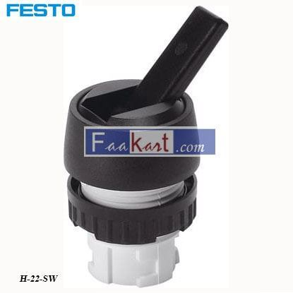 Picture of H-22-SW  Festo Toggle Air Switch