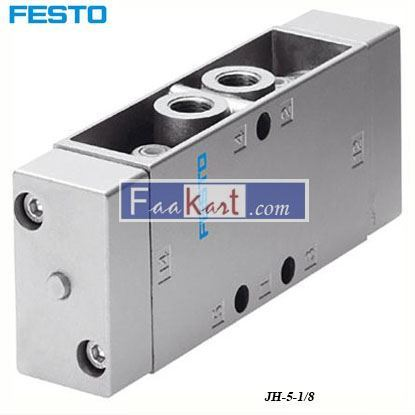 Picture of JH-5-1/8  Festo Pneumatic Control Valve