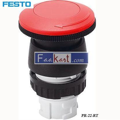 Picture of PR-22-RT  Festo Push Button