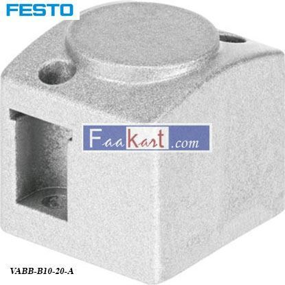Picture of VABB-B10-20-A  FESTO  Blanking Plate