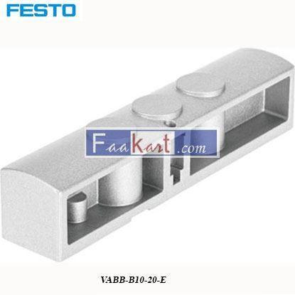 Picture of VABB-B10-20-E   FESTO   Blanking Plate