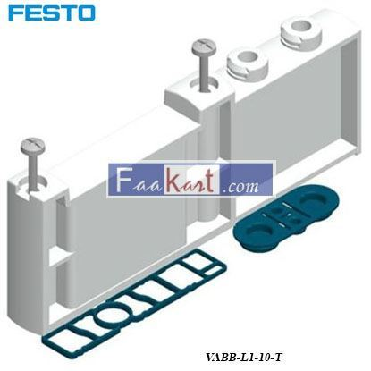 Picture of VABB-L1-10-T  FESTO  Blanking Plate