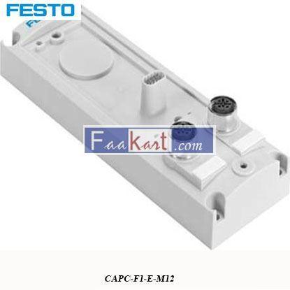 Picture of CAPC-F1-E-M12  FESTO  Electrical Subbase