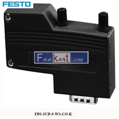 Picture of FBS-SUB-9-WS-CO-K  FSETO Plug Connector
