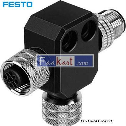Picture of FB-TA-M12-5POL  Festo Connector