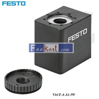 Picture of VACF-A-A1-3W  FESTO Solenoid Coil