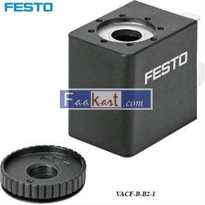 Picture of VACF-B-B2-1  FESTO Solenoid Coil