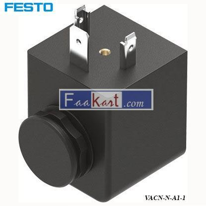Picture of VACN-N-A1-1  FESTO Solenoid Coil