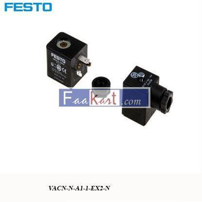 Picture of VACN-N-A1-1-EX2-N  FESTO Solenoid Coil
