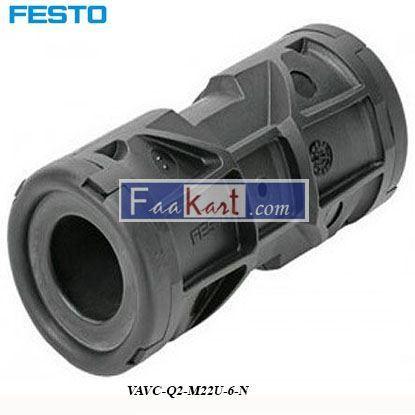 Picture of VAVC-Q2-M22U-6-N  FESTO   Valve Seal