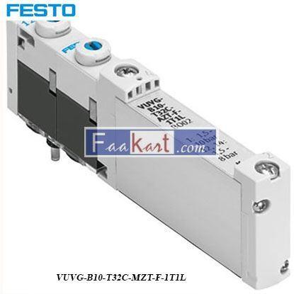 Picture of VUVG-B10-T32C-MZT-F-1T1L  FESTO   Solenoid Valve