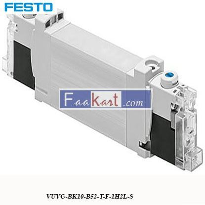Picture of VUVG-BK10-B52-T-F-1H2L-S  FESTO  Pneumatic Control Valve