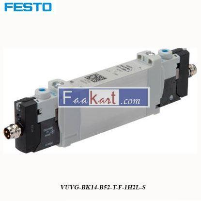 Picture of VUVG-BK14-B52-T-F-1H2L-S  FESTO  Pneumatic Control Valve