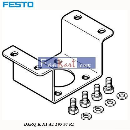 Picture of DARQ-K-X1-A1-F05-30-R1  Festo DARQ Series Adapter