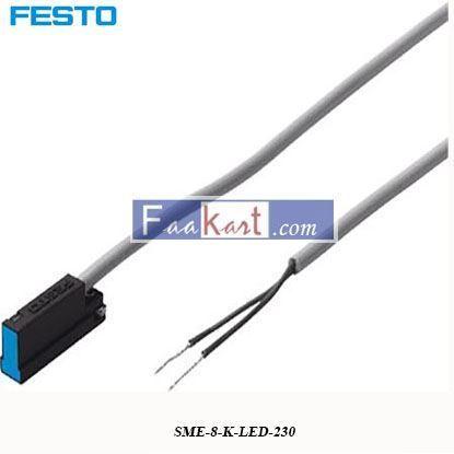 Picture of SME-8-K-LED-230  FESTO  Sensor Pneumatic Position Detector
