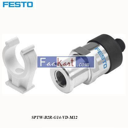 Picture of SPTW-B2R-G14-VD-M12  Festo Pneumatic Sensor