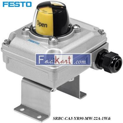 Picture of SRBC-CA3-YR90-MW-22A-1W&  FRESTO Changeover Switch Sensor