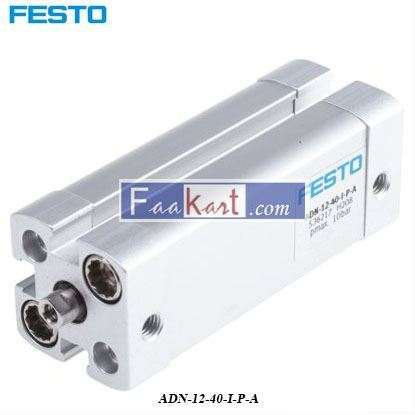 Picture of ADN-12-40-I-P-A  Festo Pneumatic Cylinder