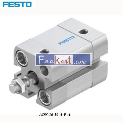 Picture of ADN-16-10-A-P-A  Festo Pneumatic Cylinder