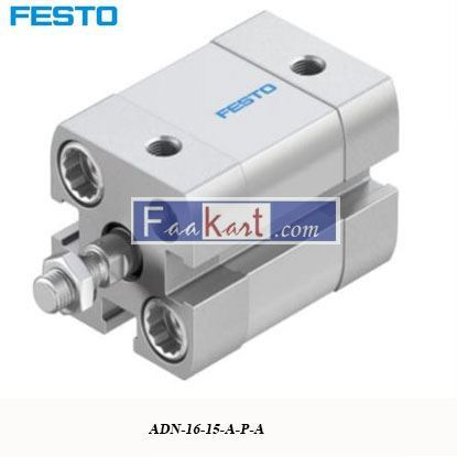 Picture of ADN-16-15-A-P-A  Festo Pneumatic Cylinder
