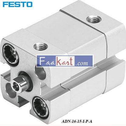 Picture of ADN-16-15-I-P-A  Festo Pneumatic Cylinder