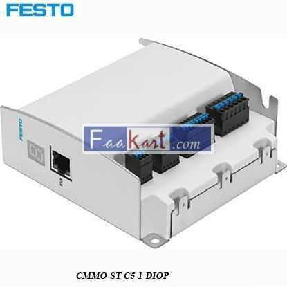 Picture of CMMO-ST-C5-1-DIOP  Festo CMMO-ST Controller
