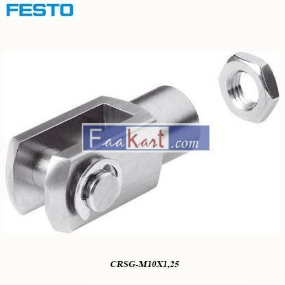 Picture of CRSG-M10X1,25  NewFesto Rod Clevis