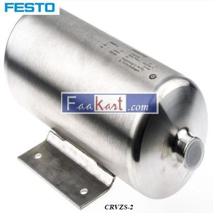 Picture of CRVZS-2  Festo Air Reservoir