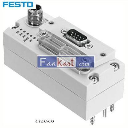Picture of CTEU-CO festo  Fieldbus Module