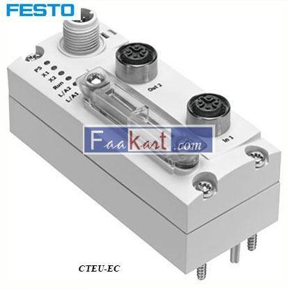 Picture of CTEU-EC festo Fieldbus Module