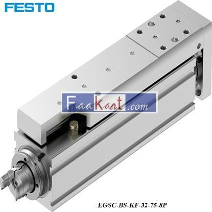 Picture of EGSC-BS-KF-32-75-8P NewFesto Electric Linear Actuator