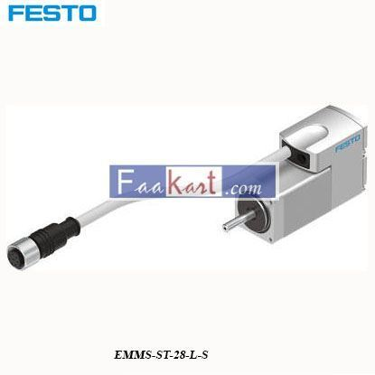 Picture of EMMS-ST-28-L-S  NewFesto Hybrid Stepper Motor