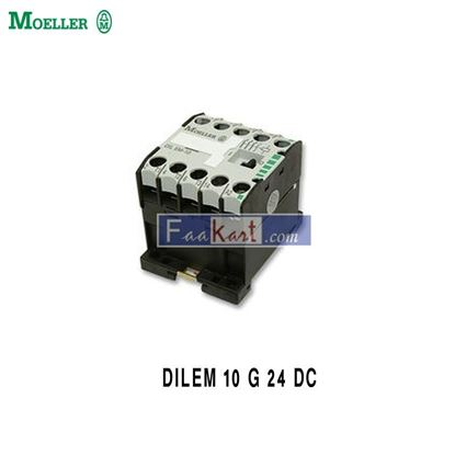 Picture of DILEM10G- MOELLER Contactor