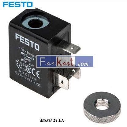 Picture of MSFG-24-EX  NewFesto Solenoid Coil