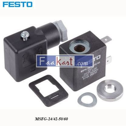 Picture of MSFG-2442-5060  Festo Solenoid Coil