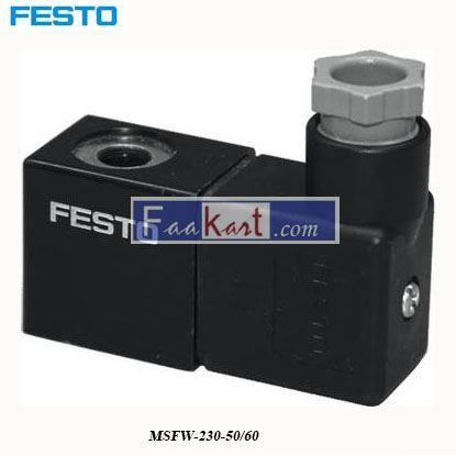 Picture of MSFW-230-5060 NewFesto Solenoid Coil