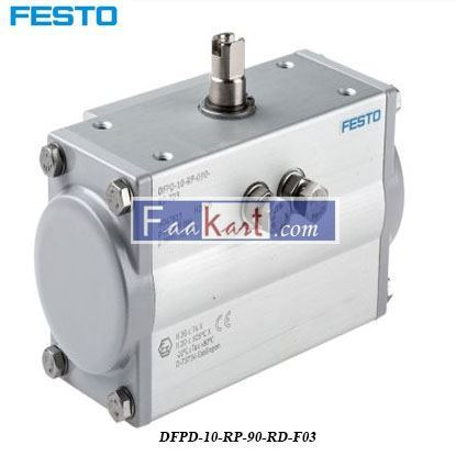 Picture of DFPD-10-RP-90-RD-F03  Festo Pneumatic Valve Actuator