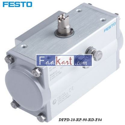 Picture of DFPD-10-RP-90-RD-F04  Festo Pneumatic Valve Actuator