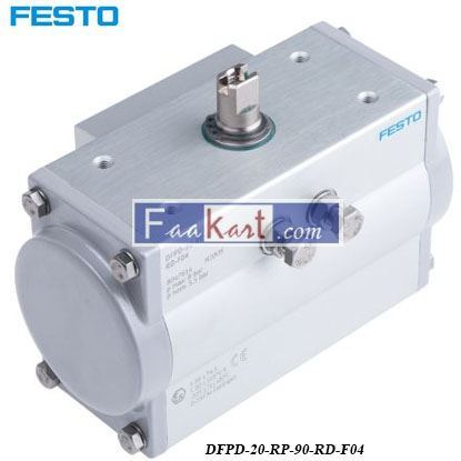 Picture of DFPD-20-RP-90-RD-F04  Festo Pneumatic Valve Actuator