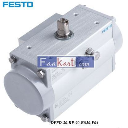 Picture of DFPD-20-RP-90-RS30-F04  Festo Pneumatic Valve Actuator